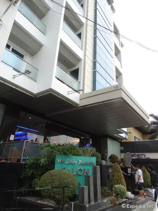 Blueberry Tourist Hotel, Davao City