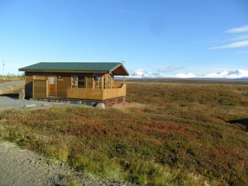 Ekra Cottages, Austur-Hérað