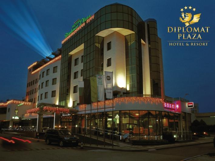Diplomat Plaza Hotel & Resort, Loukovit