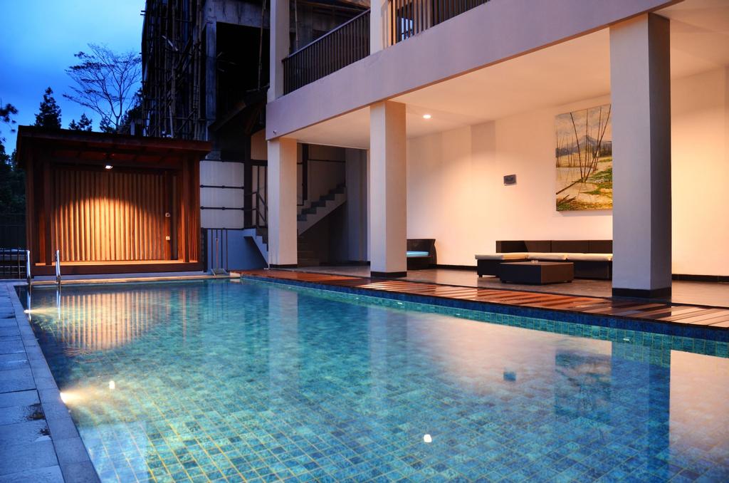Cempaka 5 Villa Dago Private Pool, Bandung