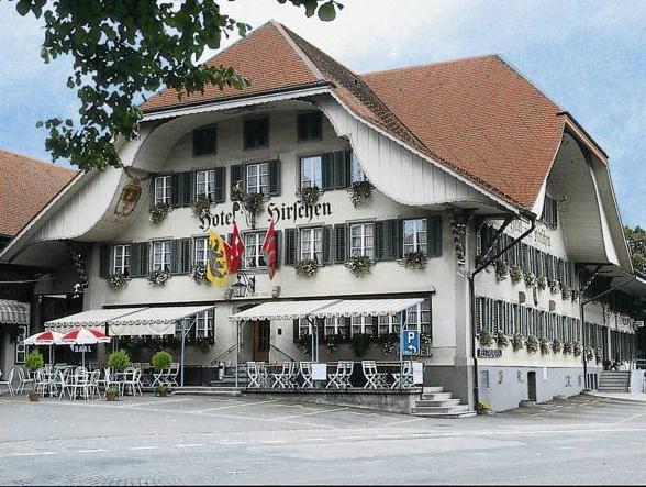Hotel Hirschen, Signau
