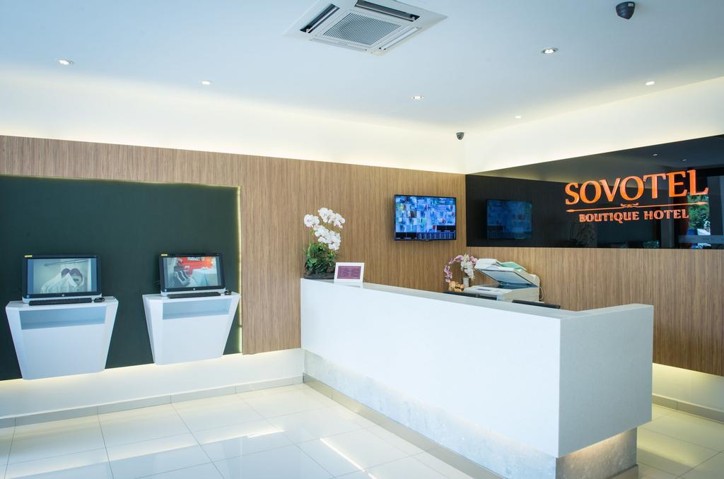 Sovotel Boutique Hotel, Kuala Lumpur