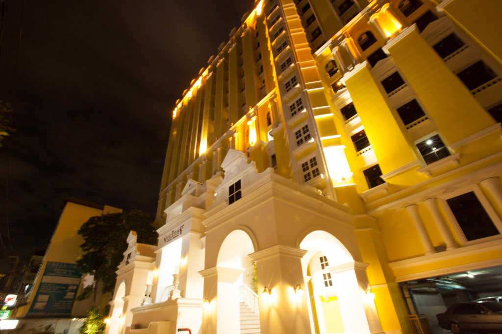 The Victory Executive Residences, Ratchathewi