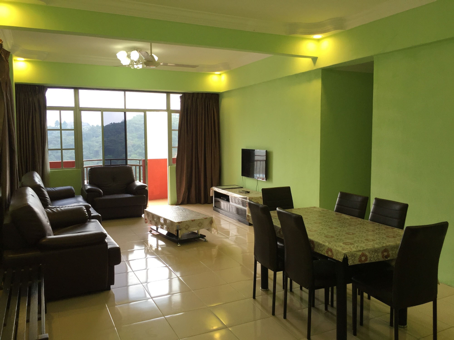 Cameron Pasar Malam Apartment @ Crown Imperial Court, Cameron Highlands