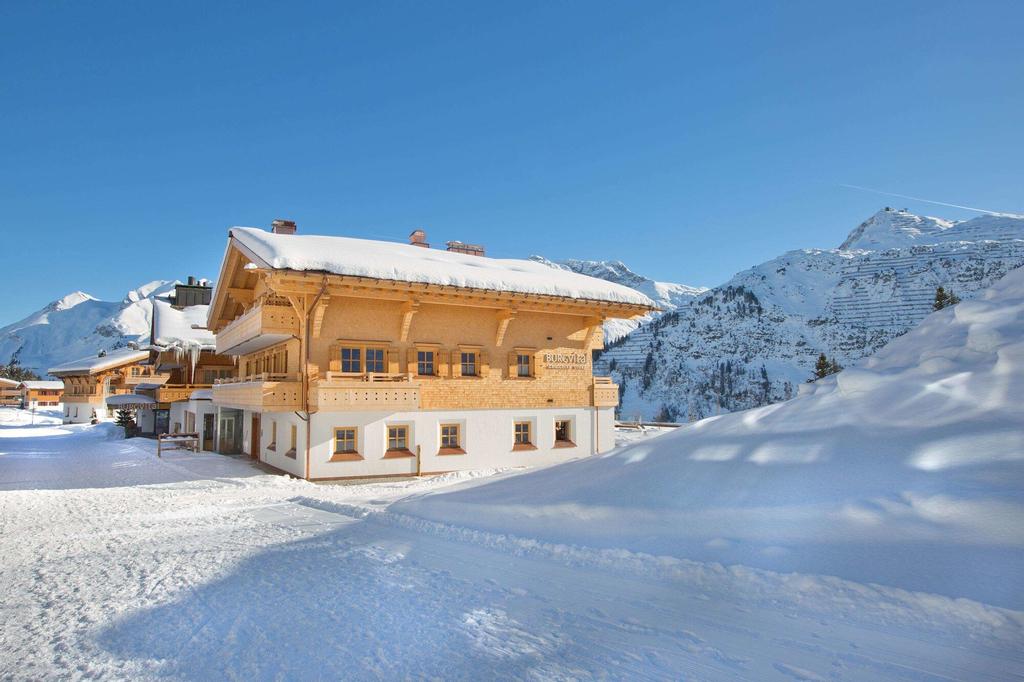 Burg Vital Resort, Bludenz