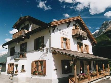 Garni Alpenrose - Grusaida, Inn
