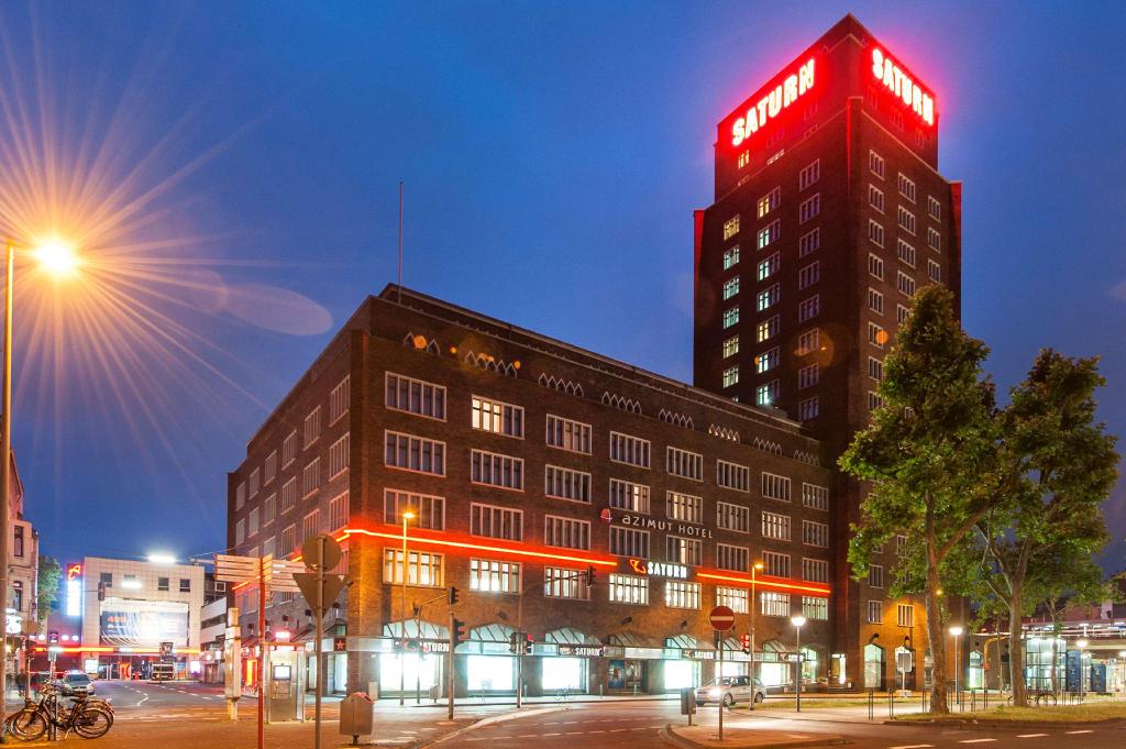 Azimut Hotel Cologne City Center, Köln