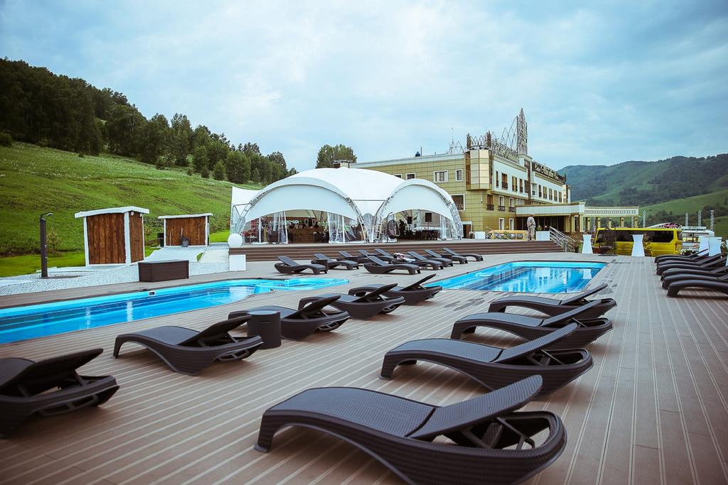 Altai Palace Hotel, Altayskiy rayon