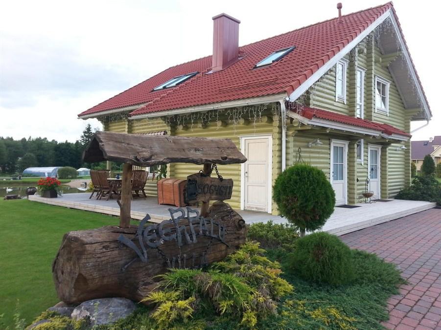 Veerpalu Villa, Puhajarve