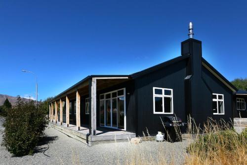 Matagouri Cottage, Mackenzie