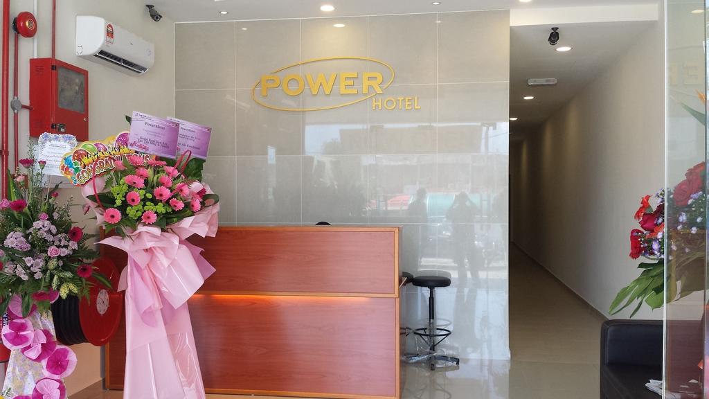 Power Hotel, Pulau Penang