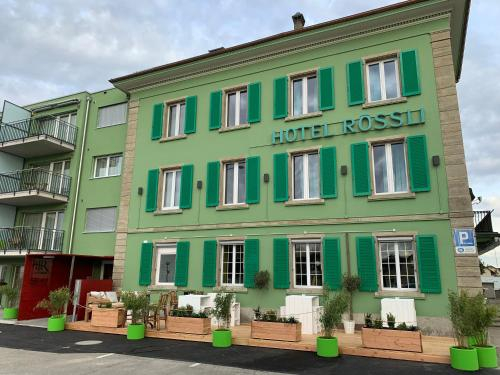 Hotel Rossli Hunzenschwil, Lenzburg