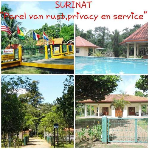 Surinat Luxury Resort, Oost