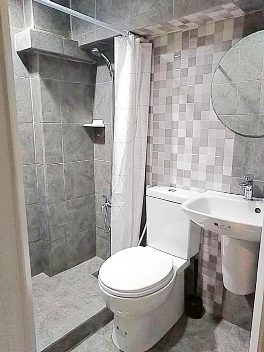 Peaceful Relaxing 2BR Loft-type condominium unit, Quezon City