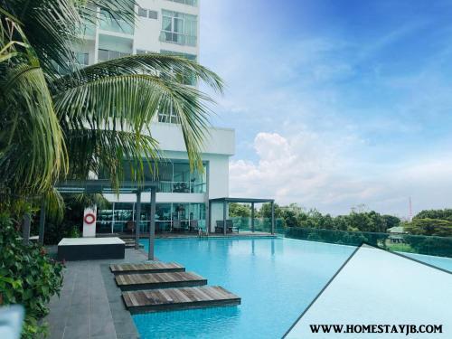 Paragon Suite Homestay by HomestayJB, Johor Bahru