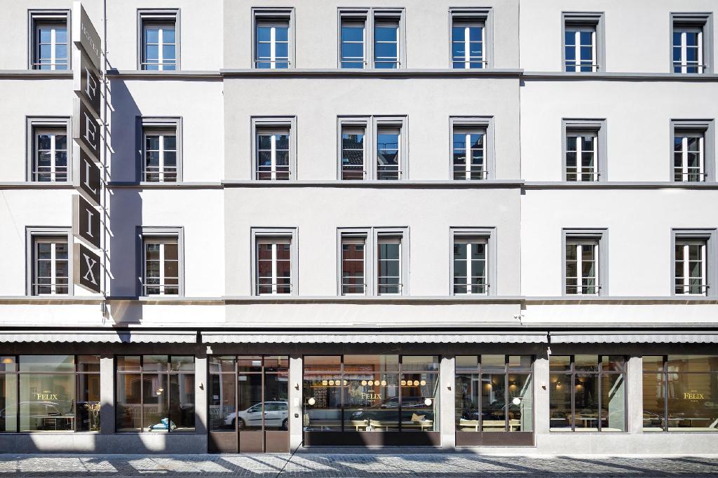 Hotel Basilea Zürich, Zürich