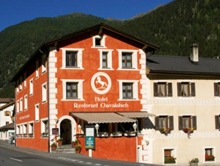 Hotel Chavalatsch, Inn