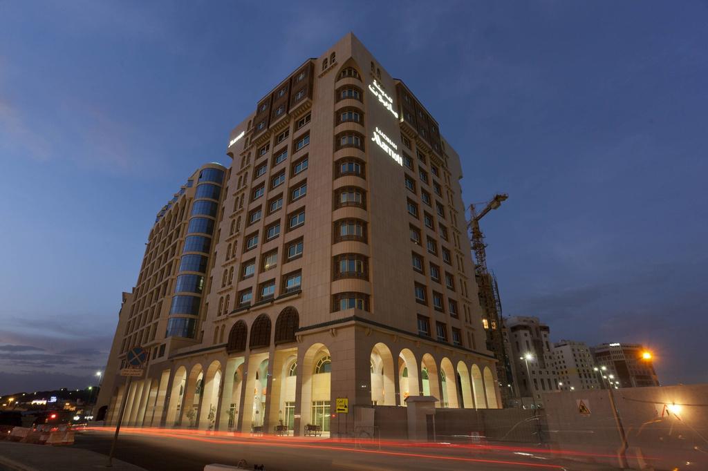 Marriott Madinah,