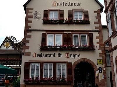 Hostellerie au Cygne, Bas-Rhin
