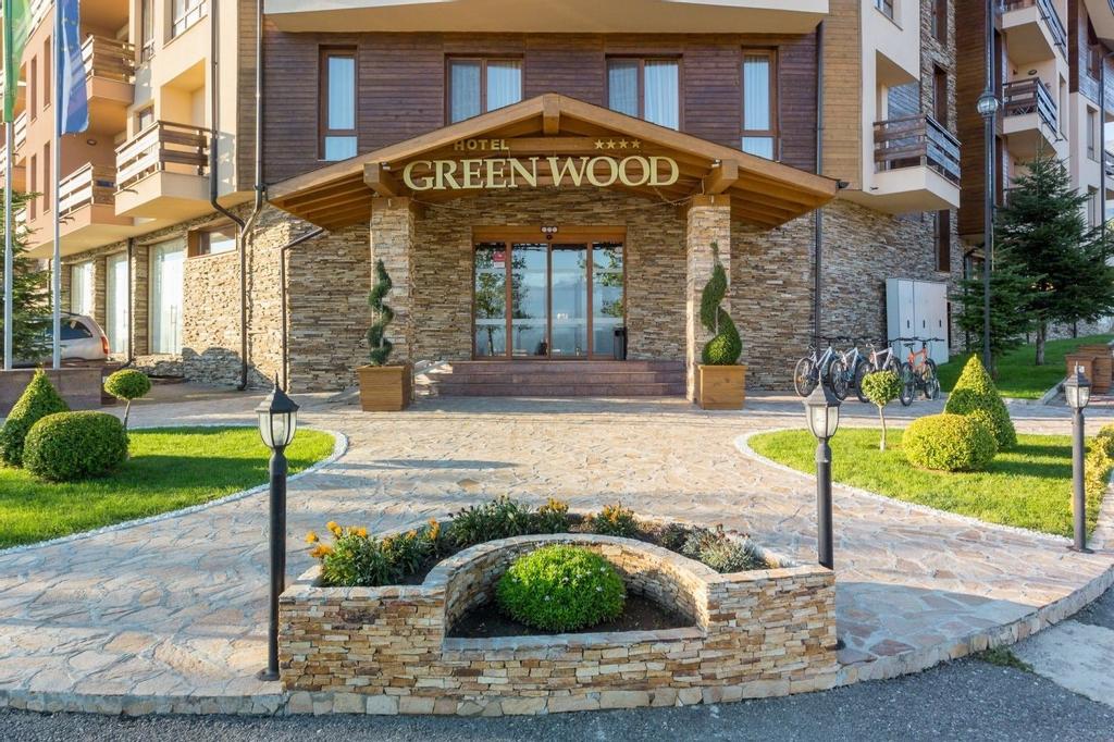 Green Wood Hotel & SPA - All Inclusive, Razlog