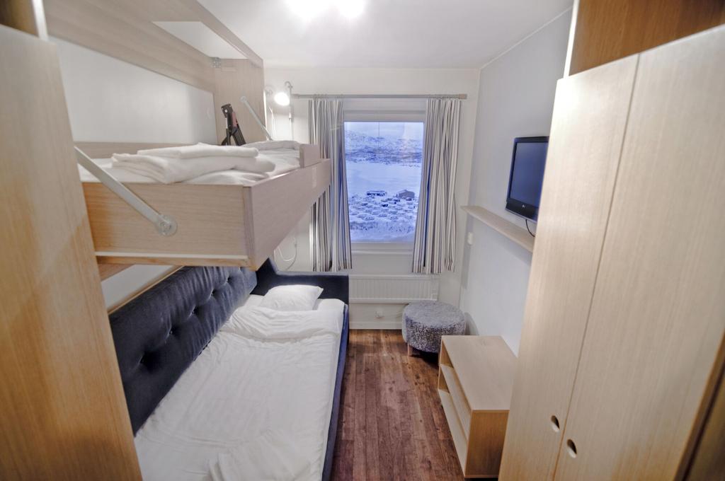 Hotell Riksgränsen, Kiruna