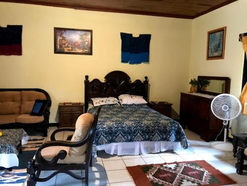 Villas Jabel Tinamit Suite 6, Panajachel