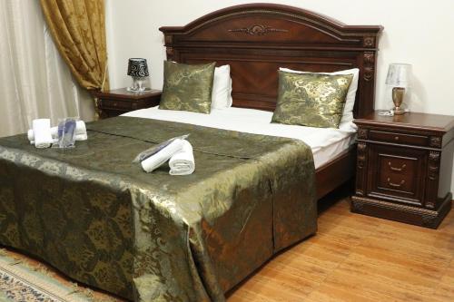Stolitsa Inn, Groznyy