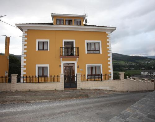 Casa Rubieira, Lugo