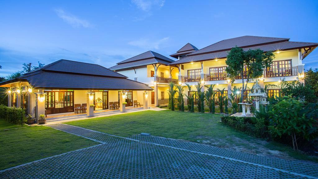 Oh Amphawa Boutique Resort, Bang Khon Ti