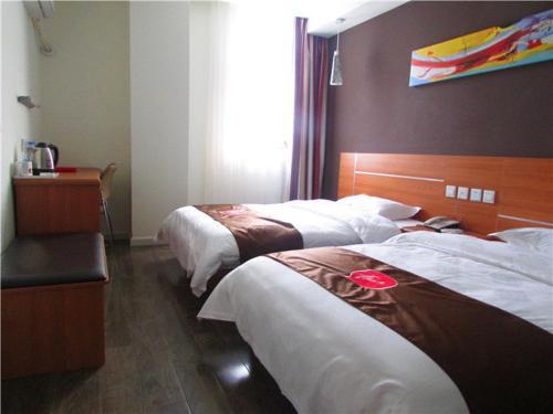 Thank Inn Chain Hotel Jiangsu Jiangyin Shengang Shenxin Road, Wuxi