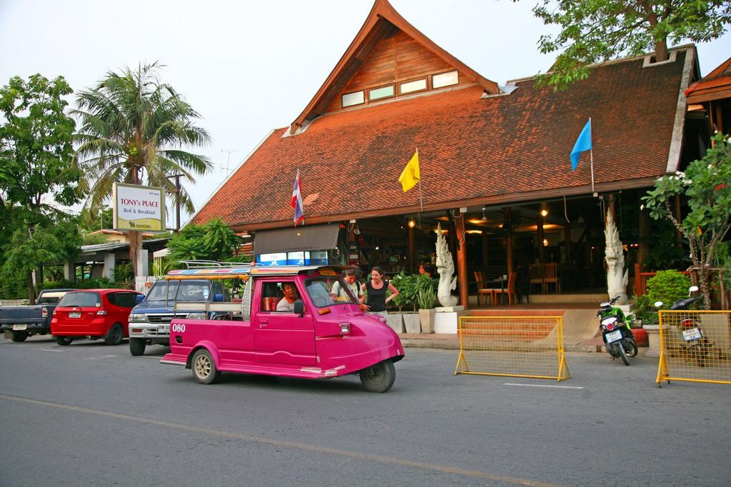 Tony's Place Beds and Breakfast, Phra Nakhon Si Ayutthaya