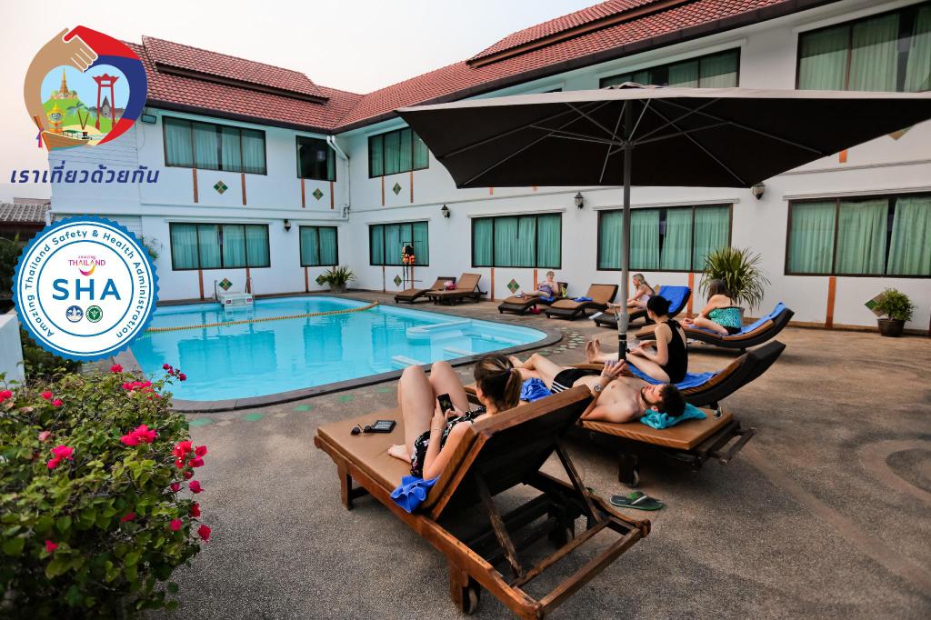 Eurana Boutique Hotel, Muang Chiang Mai