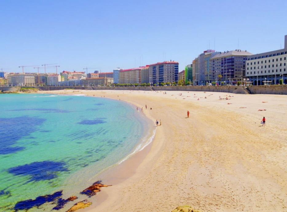 A Coruna 102597 3 Bedroom Apartment By Mo Rentals, A Coruña