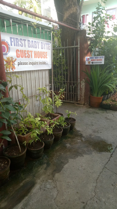 First Baby Bytes Guest House, Lazi