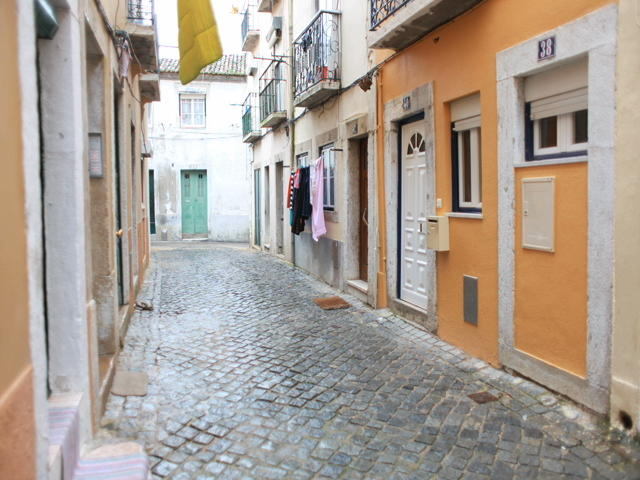 Casa Santa Clara, Lisboa