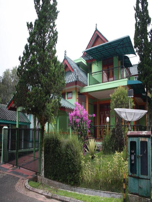 Villa Kota Bunga Blok CC, Cianjur