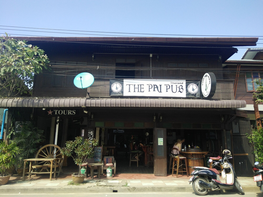 The Pai Pub, Pai