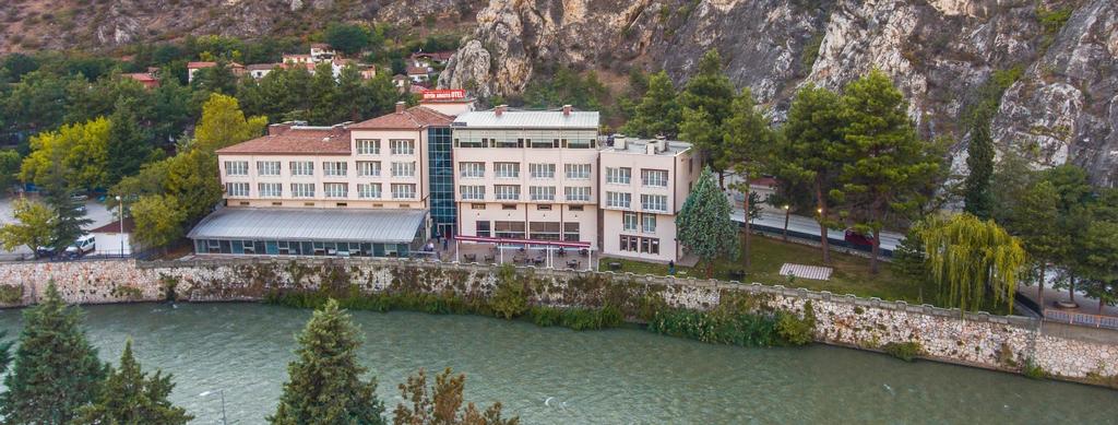 Buyuk Amasya Oteli, Merkez