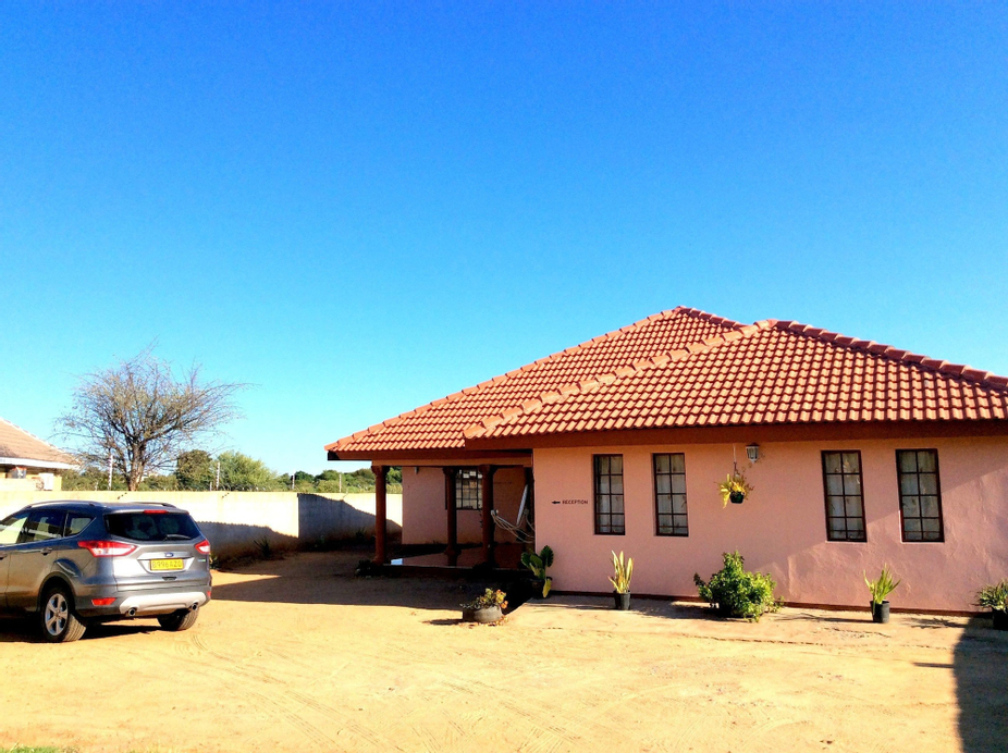 Sharon Avenue Guesthouse, Francistown