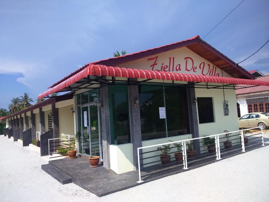 Ziella De Villa, Langkawi