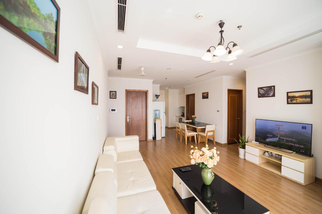 Luxury Apartment 3BDR 5 * #Vincom Royal R6 Hanoi, Thanh Xuân