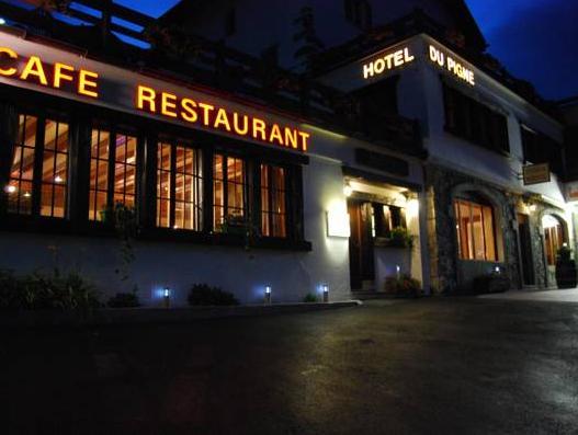 Hotel Du Pigne, Hérens