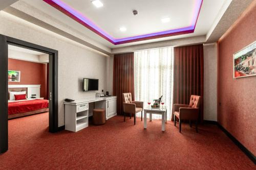 ISMAYILLI RESORT HOTEL, İsmayıllı