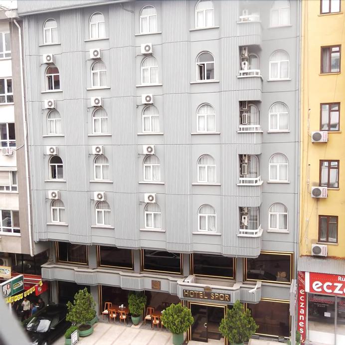 Spor Hotel, Çankaya