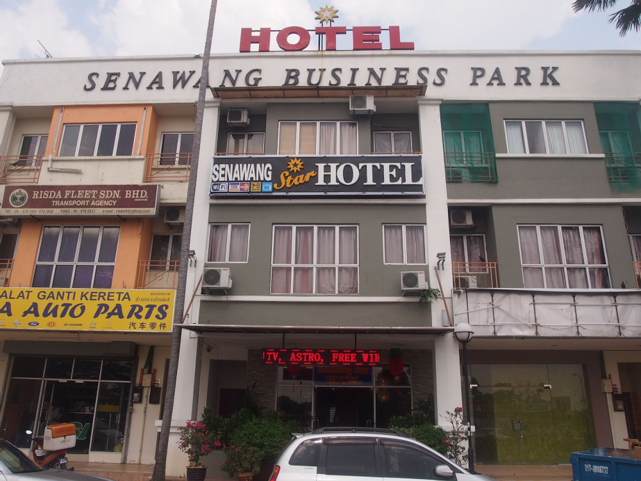 Senawang Star Hotel, Seremban