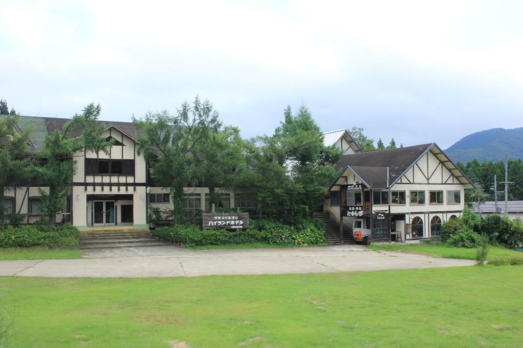 Kannabe Highland Hotel, Toyooka