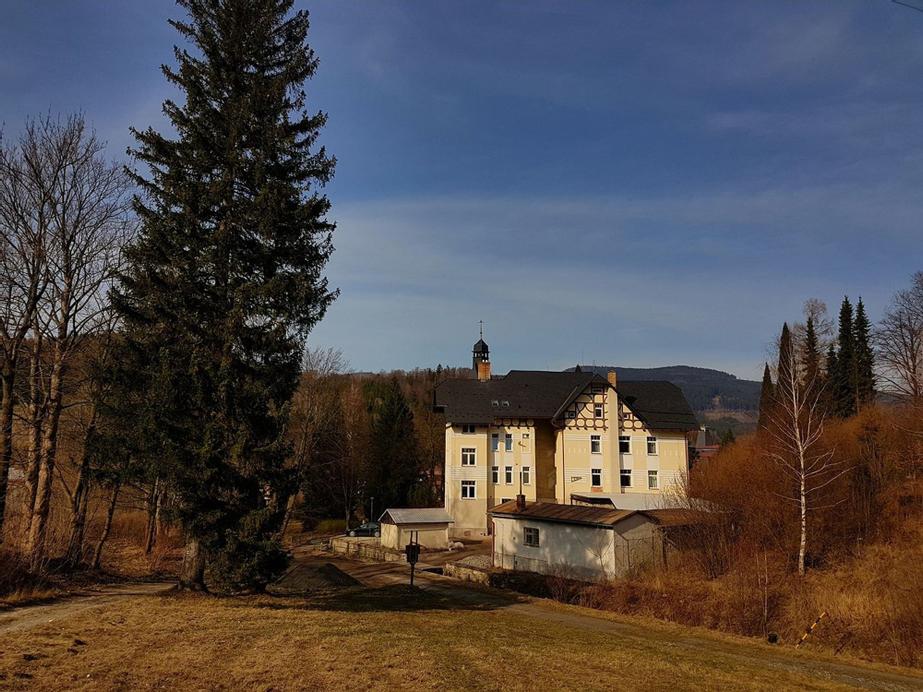 Villa Grohmann, Jeseník
