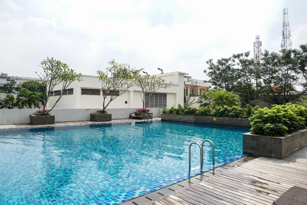 Cozy 2BR Aspen Residence Apartment By Travelio (tutup permanen), Jakarta Selatan