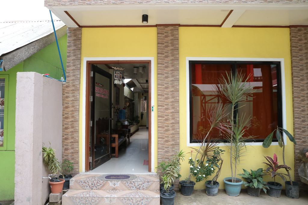 Faith Rica Pension, El Nido