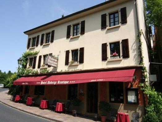 Hotel Auberge Rustique, Echternach